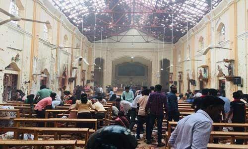 कोलंबो बम धमाके में तीन भारतीयों की मौत