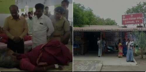तमिलनाडु : त्रिची के करुप्पु स्वामी मंदिर में भगदड़ से 7 श्रद्धालुओं की मौत, 10 से अधिक घायल