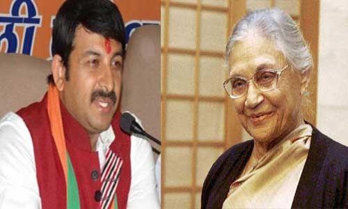 दिल्ली में कांग्रेस ने किए 6 प्रत्याशियों के नाम घोषित, पूर्व मुख्यमंत्री की टक्कर मनोज से
