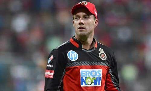 आईपीएल में 150 मैच खेलने वाले पहले विदेशी खिलाड़ी बने डिविलियर्स