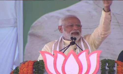 आपके वोट की ताकत, दुनिया में भारत और भारतवासियों की ये जय जयकार : प्रधानमंत्री