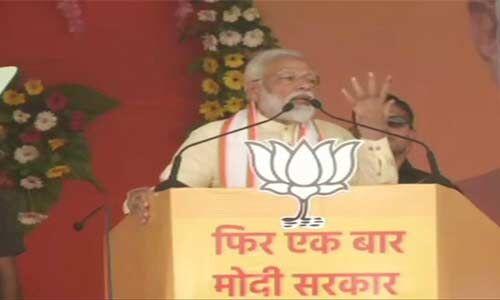 अब विपक्ष के पास पराजय स्वीकार करने के अलावा कोई चारा नहीं : प्रधानमंत्री मोदी