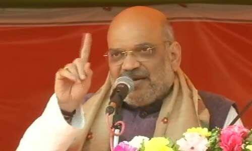 भारत ने पाक को हराने पर ग्रहमंत्री ने कुछ इस अंदाज में ली चुटकी