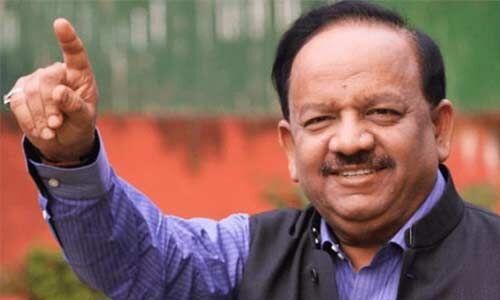 आम चुनाव 2019 भारत को विश्वगुरु बनाने का चुनाव : हर्षवर्धन