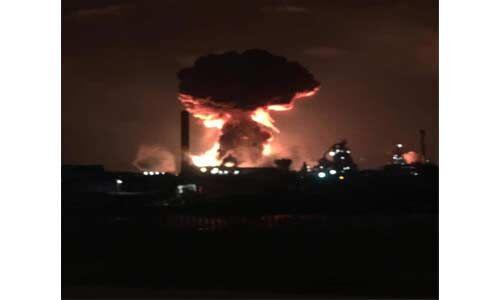 टाटा स्टील के वेल्स स्थित प्लांट में धमाके, दो घायल