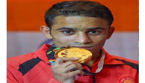 एशियन चैंपियनशिप : अमित पंघल ने जीता स्वर्ण