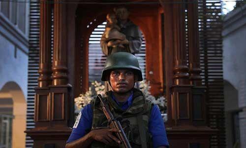 श्रीलंका : सेना की मुठभेड़ में आत्मघाती हमलावरों ने खुद को उड़ाया, 15 की मौत