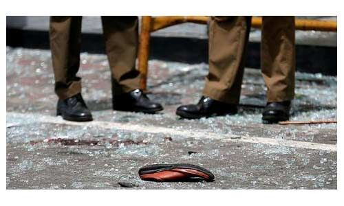श्रीलंका विस्फोट मास्टरमाइंड के पिता और दो भाई मुठभेड़ में ढेर