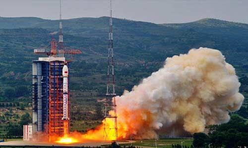 चीन ने किया दो उपग्रहों का सफल प्रक्षेपण