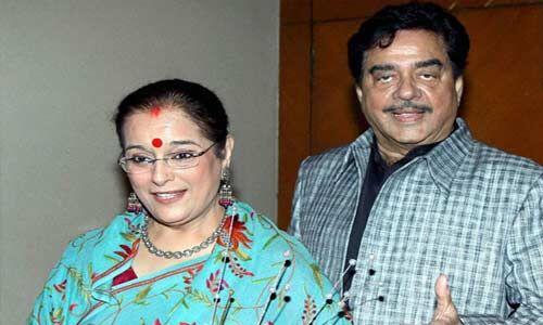 शत्रुघ्न सिन्हा अरबपति तो पत्नी पूनम सिन्हा करोड़पति