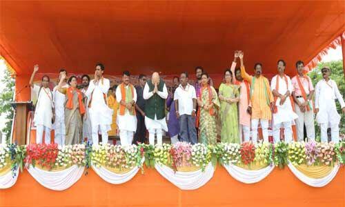 बंगाल में भ्रष्टाचार चरम सीमा पर : अमित शाह