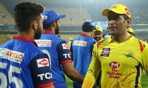 आईपीएल : चेन्नई ने दिल्ली को 80 रनों के बड़े अंतर से दी मात