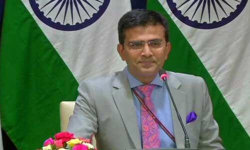 मसूद अजहर पर बैन में पुलवामा हमले का अहम रोल : विदेश मंत्रालय