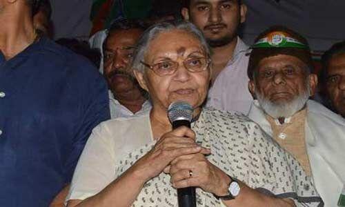 देश के हर वर्ग की खुशहाली के लिए प्रयासरत है कांग्रेस : शीला