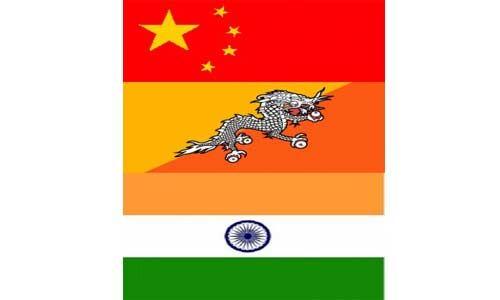 चीन की भारत और भूटान की सीमाओं पर है निगाहें - पेंटागन