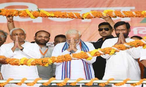 प्रधानमंत्री नरेंद्र मोदी ने देश का सम्मान बढ़ाया: नीतीश कुमार