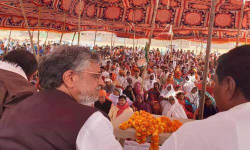 महागठबंधन हठ धर्म को ही अपना धर्म मानने की भूल कर रहा है : सुशील मोदी