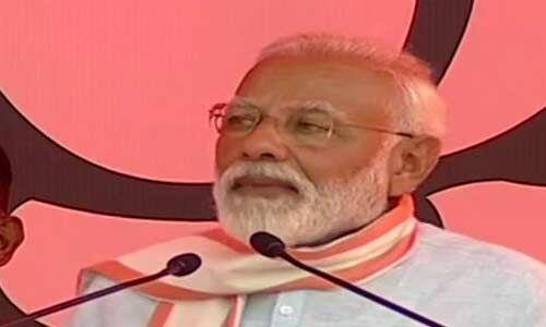 महामिलावट वालों को पाकिस्तान की हरकतें पसंद : प्रधानमंत्री