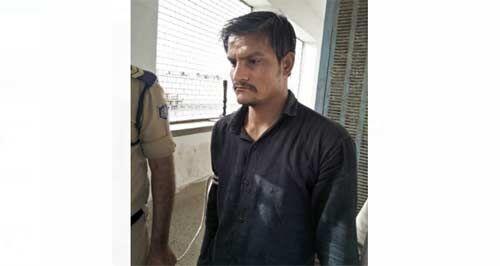 बालात्कार कर हत्या के आरोपी को दोहरे मृत्यु दंड की सजा