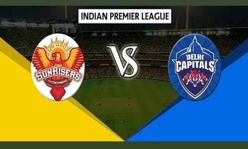 आईपीएल : दिल्ली कैपिटल्स ने सनराइजर्स हैदराबाद को 2 विकेट से हराया