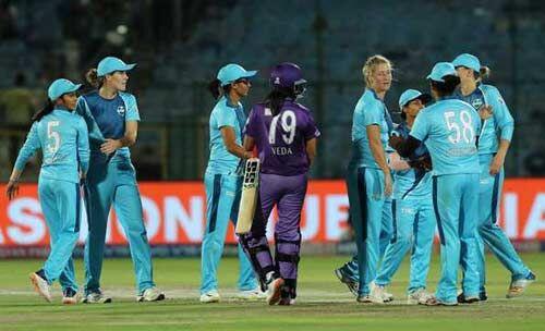 महिला टी 20 चैलेंज : सुपरनोवाज ने जीता मैच, कल वेलोसिटी से फाइनल में फिर भिड़़ंत