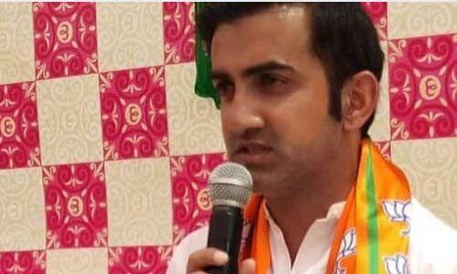 गौतम गंभीर ने इमरान खान के भाषण की कड़ी आलोचना