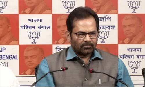 देश परमानेंट और निर्णय लेने वाला प्रधानमंत्री चाहता है : नकवी