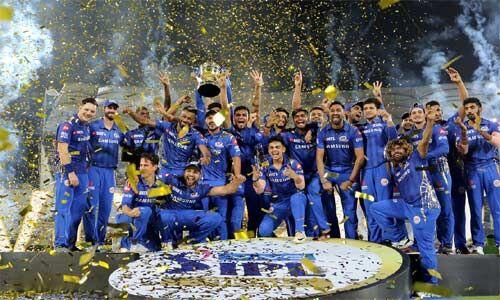 #IPL2019Final : मुंबई ने चेन्नई सुपरकिंग्स को दी 1 रन से मात