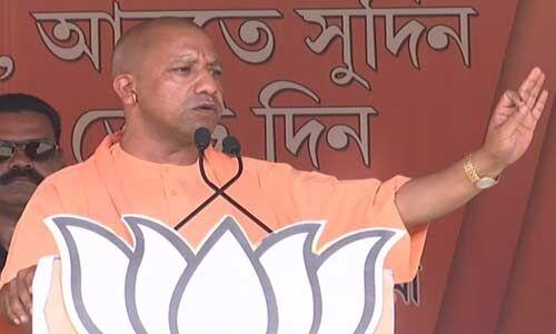 बंगाल में टीएमसी की एक्सपायरी डेट लिख दी गई है : योगी