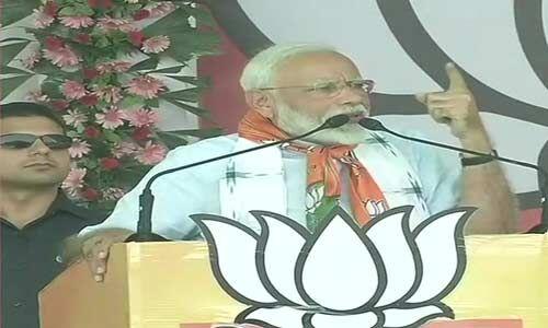 आप सिर्फ एक वोट नहीं डालने वाले बल्कि एक विकसित और नए भारत की नींव डालने वाले हैं : प्रधानमंत्री