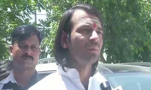 तेज प्रताप यादव के सुरक्षाकर्मियों ने मीडियाकर्मियों के साथ की मारपीट
