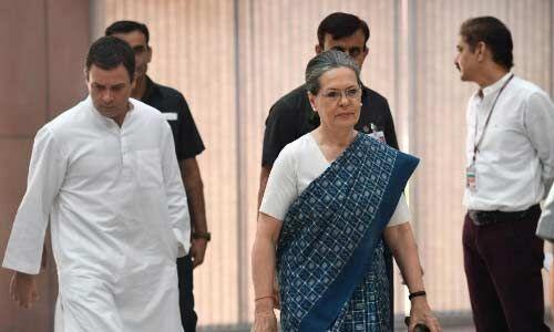 साेनिया ने बुलाई कांग्रेस के वरिष्ठ नेताओं की बैठक, आगे की रणनीति पर होगा विचार
