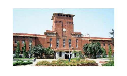 दिल्ली यूनिवर्सिटी में एडमिशन प्रक्रिया आज से हुई शुरू