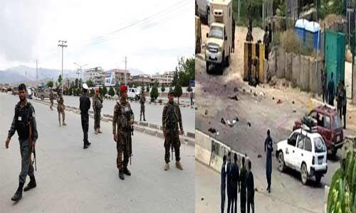 काबुल में हुआ आत्मघाती हमला, आतंकी समेत 6 लोगों की मौत