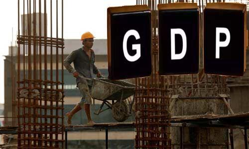 देश की विकास दर में गिरावट, छह साल के निचले स्तर पर जीडीपी