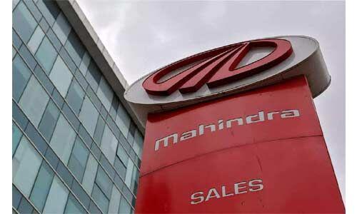 महिंद्रा एंड महिंद्रा के वाहन बिक्री में आई तीन प्रतिशत की गिरावट