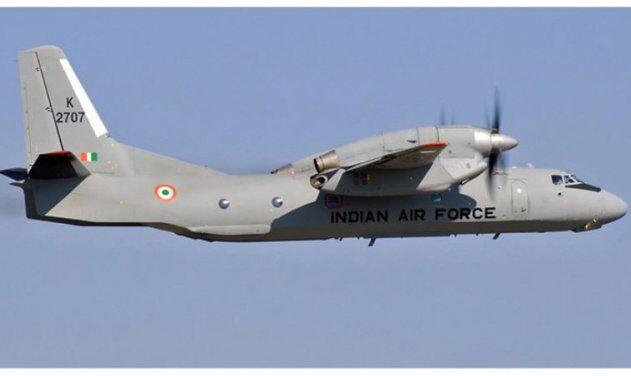 अरुणाचल में वायु सेना का विमान एएन-32 लापता, 8 क्रू समेत 13 यात्री सवार, तलाश जारी