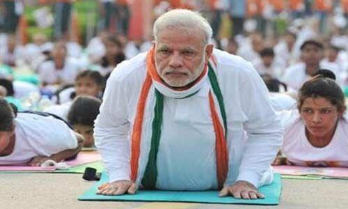 विश्व योग दिवस पर रांची में योग करेंगे प्रधानमंत्री मोदी