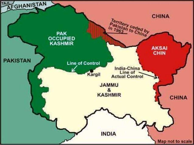 जम्मू कश्मीर पर बड़ा फैसला लेने की सोच रही सरकार !