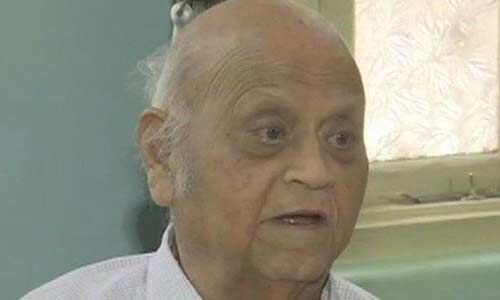 दिनयार कॉन्ट्रेक्टर का हुआ निधन, प्रधानमंत्री मोदी ने जताया शोक