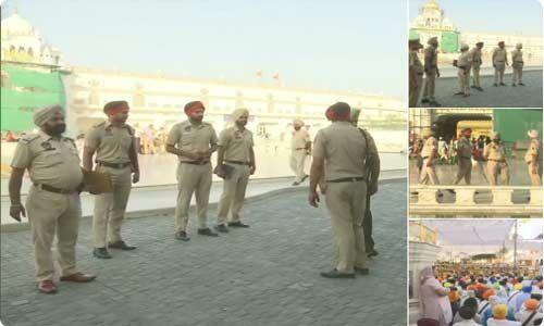 ऑपरेशन ब्लू स्टार : 35वीं बरसी पर स्वर्ण मंदिर में सुरक्षा बढ़ाई