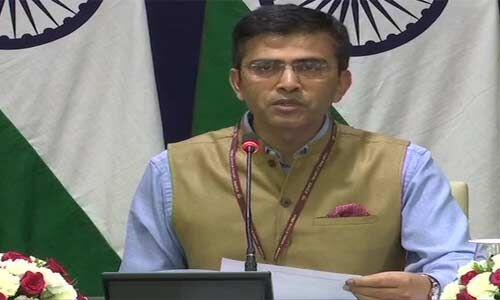 अंतरराष्ट्रीय धार्मिक स्वतंत्रता रिपोर्ट को भारत ने किया खारिज