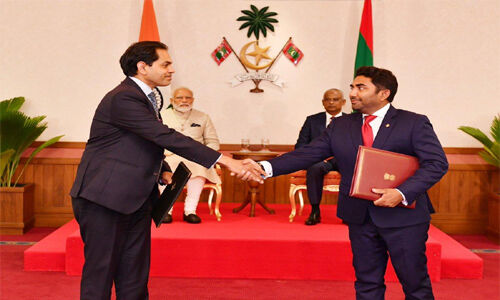 भारत-मालदीव के इस समझौते से चीन को लगा बड़ा झटका, पढ़े क्या है मामला