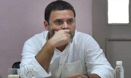 राहुल गांधी के इस्तीफा देने से रोकने के लि कांग्रेस कार्यकर्ता ने किया यह काम, जानें
