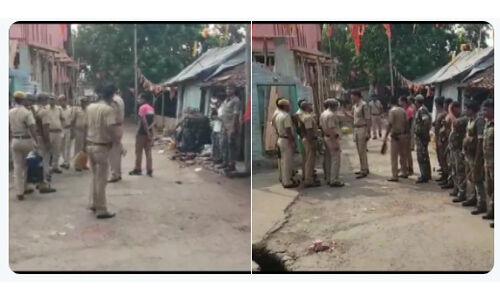 पश्चिम बंगाल में हुआ बम विस्फोट में 2 लोगों की मौत, 4 घायल