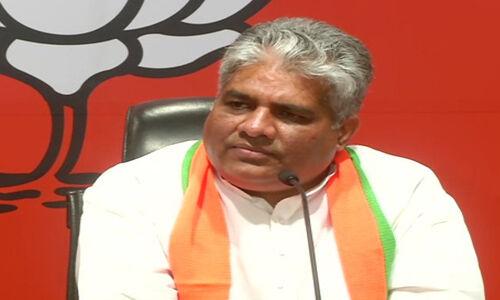 पूर्व मुख्यमंत्री शिवराज सिंह चौहान को बनाया सदस्यता अभियान का संयोजक