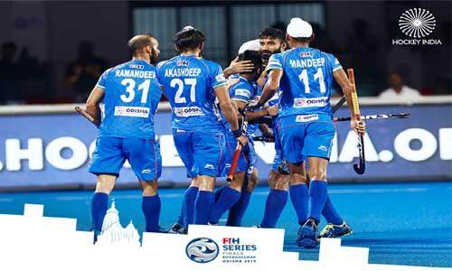 FIH Series Hockey : भारत ने फाइनल में दक्षिण अफ्रीका को हराया
