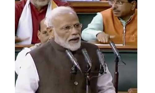 17वीं लोकसभा का प्रथम सत्र हुआ शुरू, प्रधानमंत्री ने संसद सदस्य के तौर पर ली शपथ