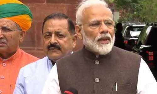 प्रधानमंत्री ने कहा - लोकतंत्र में विपक्ष का सक्रिय होना बहुत जरुरी
