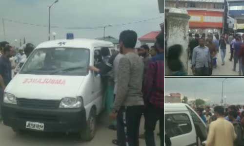 जम्मू में आतंकी नहीं आ रहे हरकतों से बाज, पुलवामा में पुलिस स्टेशन पर फेंका ग्रेनेड, कई घायल